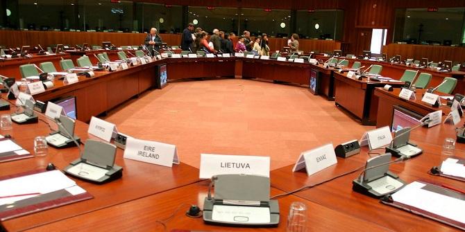 The EU has no bite. Negotiate a new treaty, eliminate the Veto and get itback